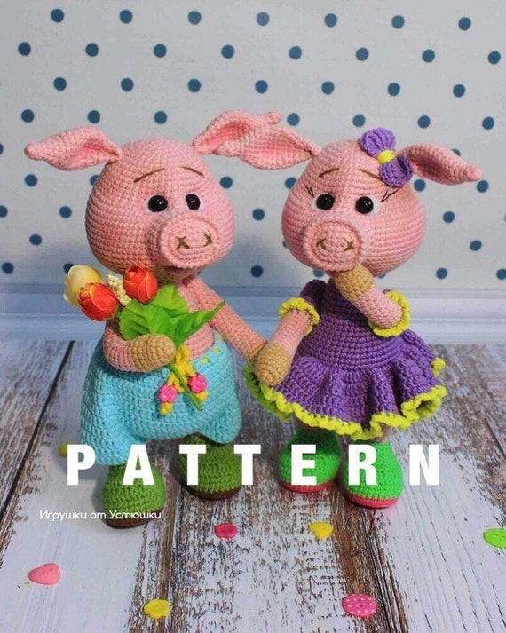 Amigurumi for Beginners Tutorial Peppa Pig Amigurumi | How to ... | 713x570