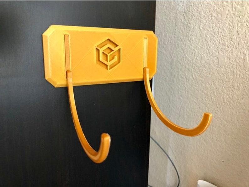 Game Cube Controller Wall HangerHolder