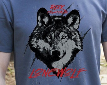 Wolf Quotes On Shirt Etsy