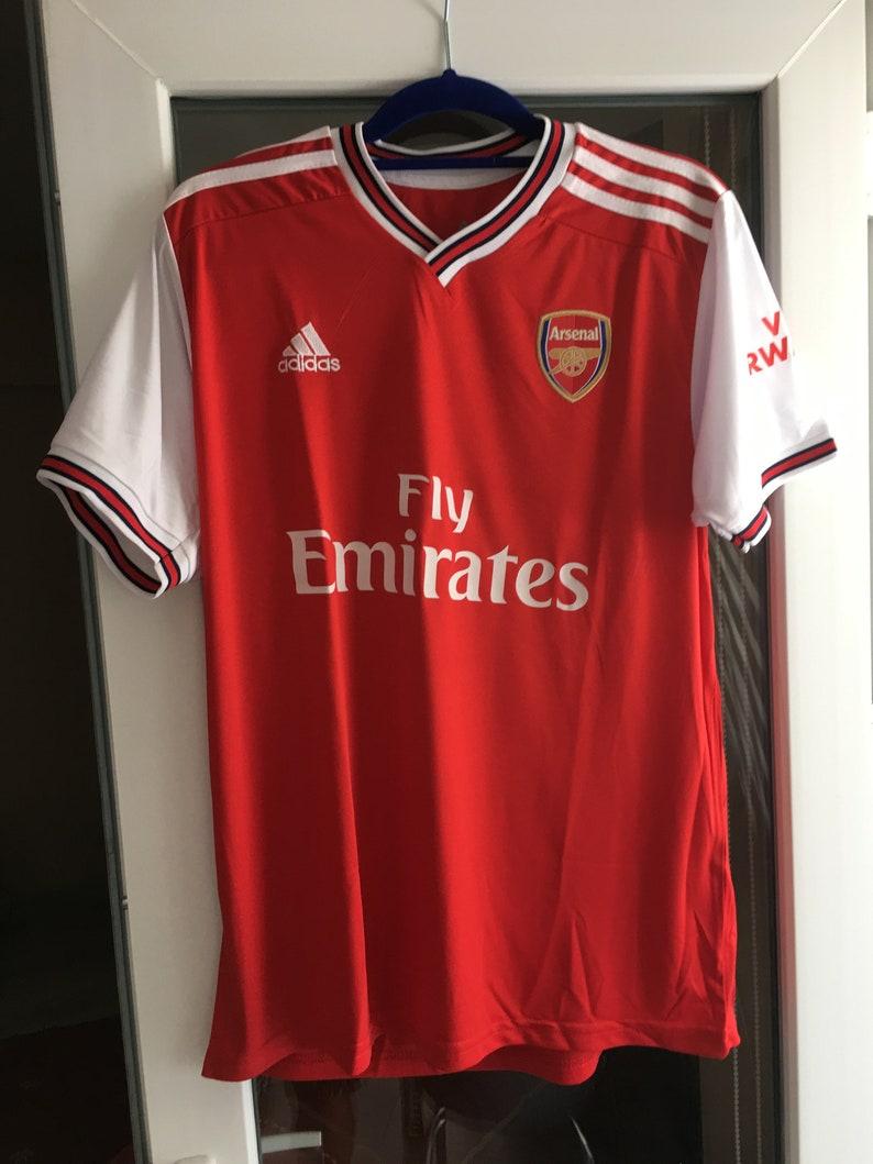 buy popular 3a646 8d71e Arsenal 2019-20 Men's Home Football Shirt Extra Large