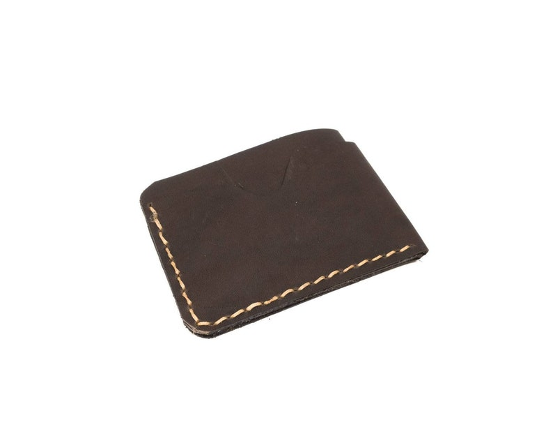 Minimalist 3-Pocket Folded WalletCard Holder Acrylic Template