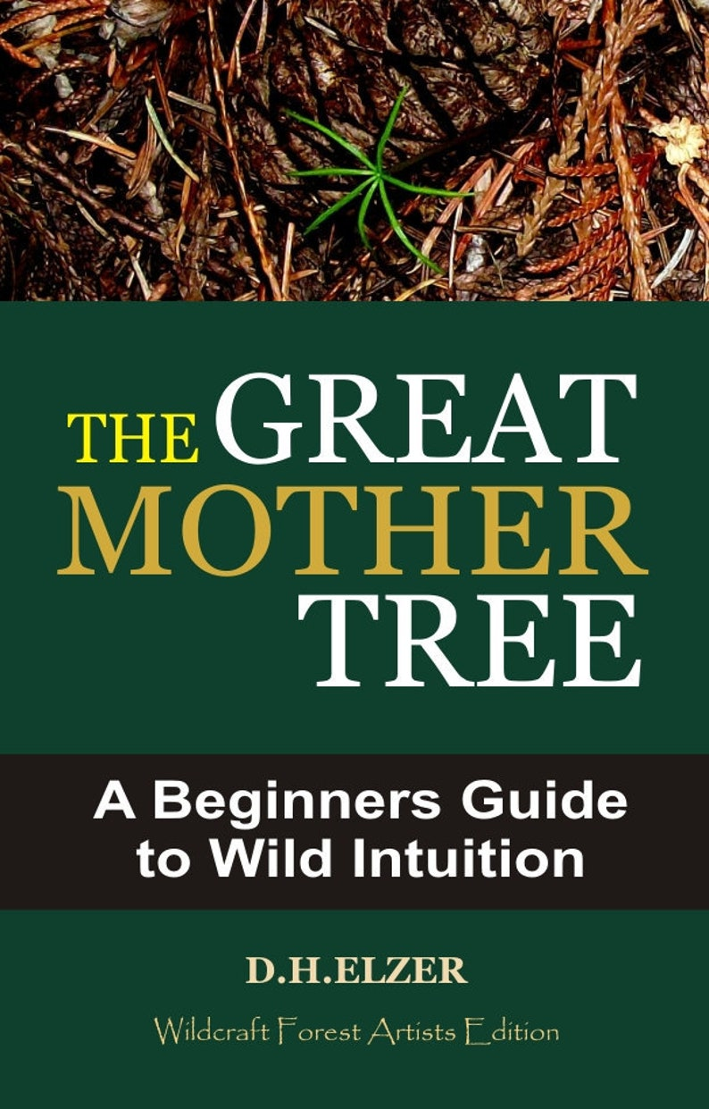 The Great Mother Tree  A Beginners Guide to Wild Intuition image 0