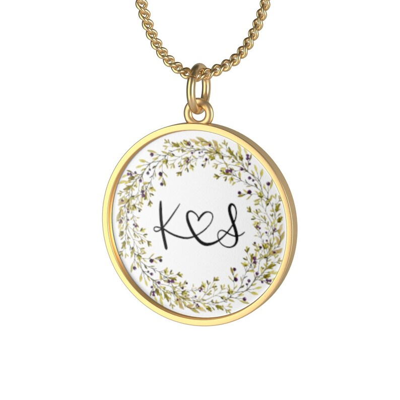 Personalized Name Necklace Customized Name Necklace image 0