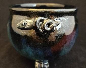 Ceramic 8oz Cauldron