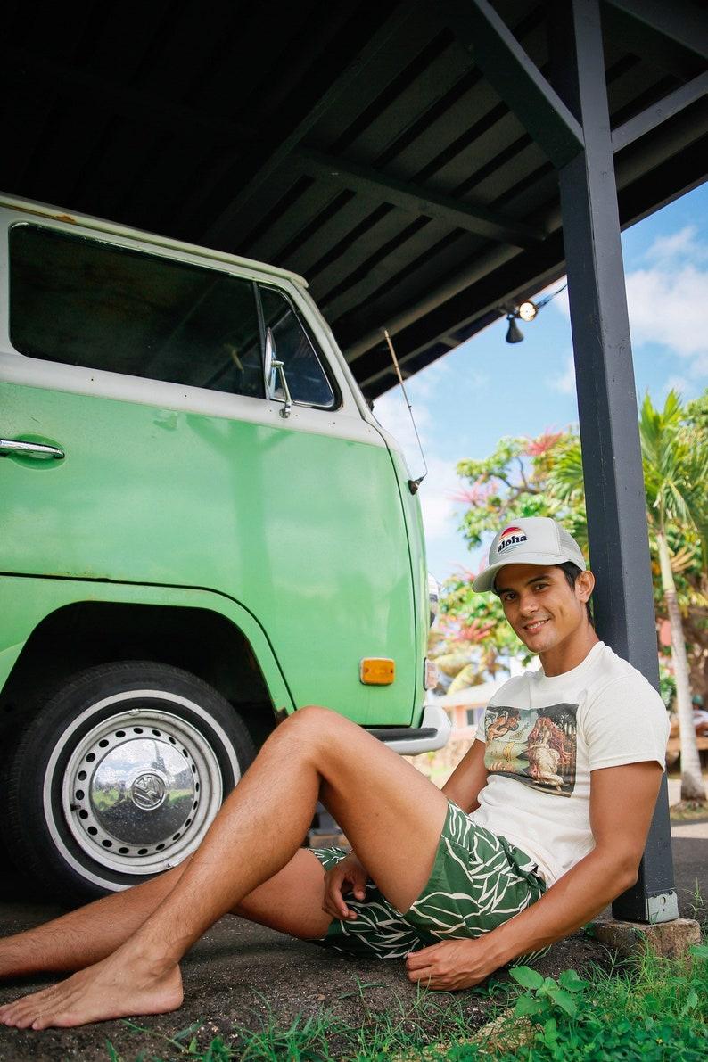 Unisex Graphic T-Shirt Hawaii Art Venus WOW