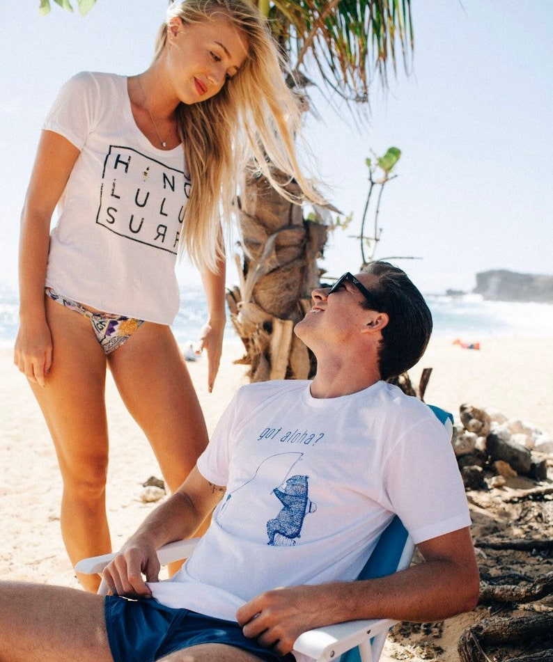 Men/'s Graphic T-shirt Hawaii Bear got aloha