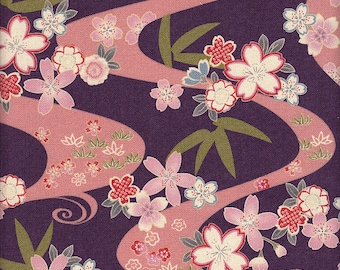 Fashion Style 1meter Pink Flowers Cherry Fruit Printed Cotton Sewing Fabric For Baby Patchwork Quilt Home Dec Orative Pillow Cover Handicraft Distinctive For Its Traditional Properties Smart Electronics