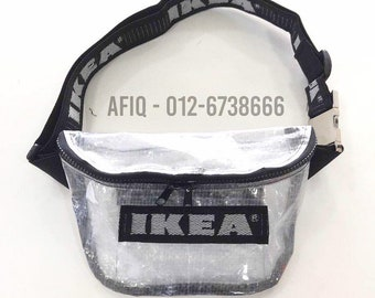 d2eecb4089 Ikea Custome Made Sling Bag Crossbody Bag Doit Black