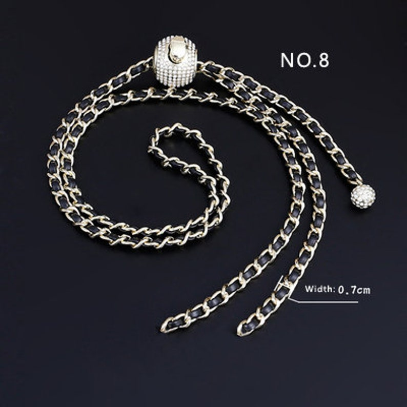 7mm High Quality Purse Chain Strap,Alloy and Iron Metal Shoulder Handbag Strap,Purse Replacement Chains,bag accessories JD-1562
