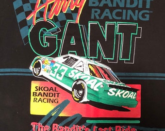 Ace #33 Skoal Last Ride Harry Gant Nascar decal