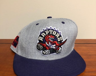 c4a8a5eb535 Toronto Raptors New Era fitted size 7 1 8 hard wood classics vintage logo
