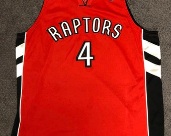 95a5550b9ee Toronto Raptors Chris Bosh Adidas Jersey Size 48 Authentic