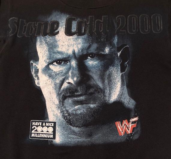 1999 Stone Cold Steve Austin Sweater Mens Small