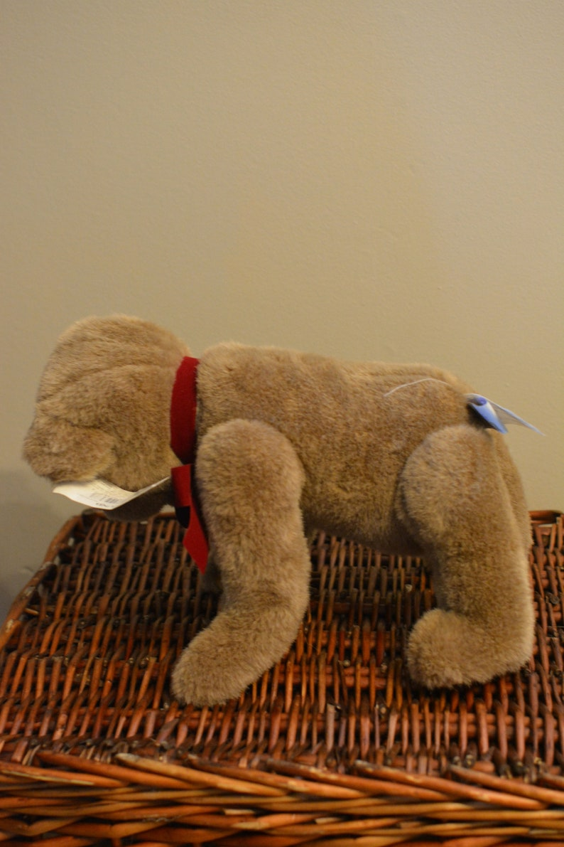 Vintage GUND Classic Bear Growlie #2367 New with Tags!