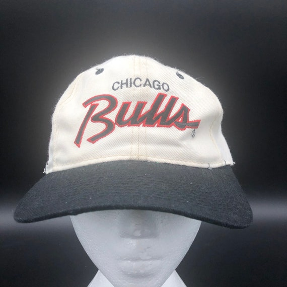 80s Chicago Bulls Sports Specialities Snapback Scr