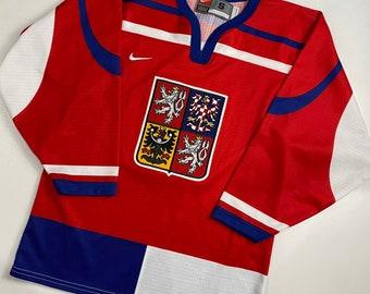 Nike Team Czech Republic IIHF Hockey Jersey Size Small