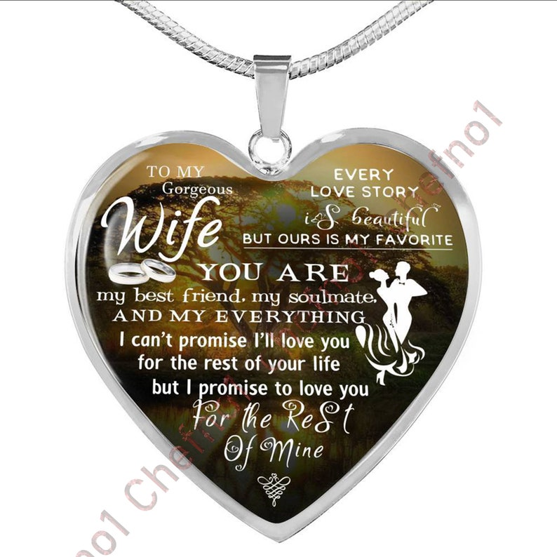 Luxury Nekclace For Wife Best Gift From HUsband