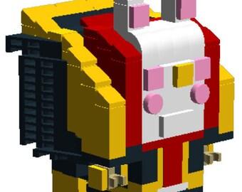 Fortnite Lego Etsy