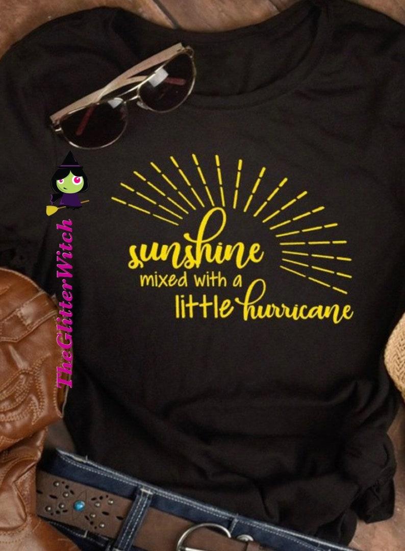 Sunshine and Hurricane T-shirt