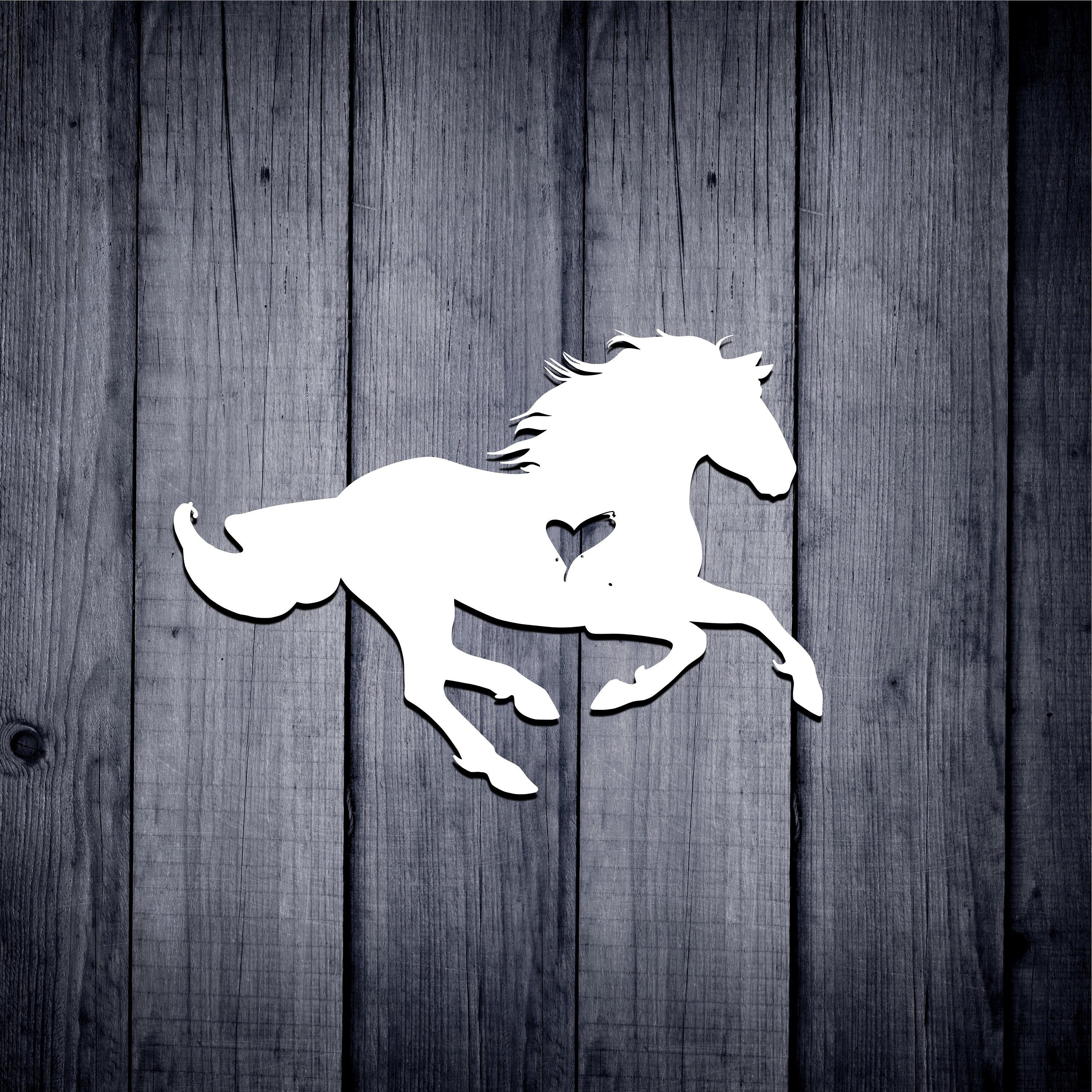 Horse Svg Running Horse Svg Recommended For Projects 10 Inches