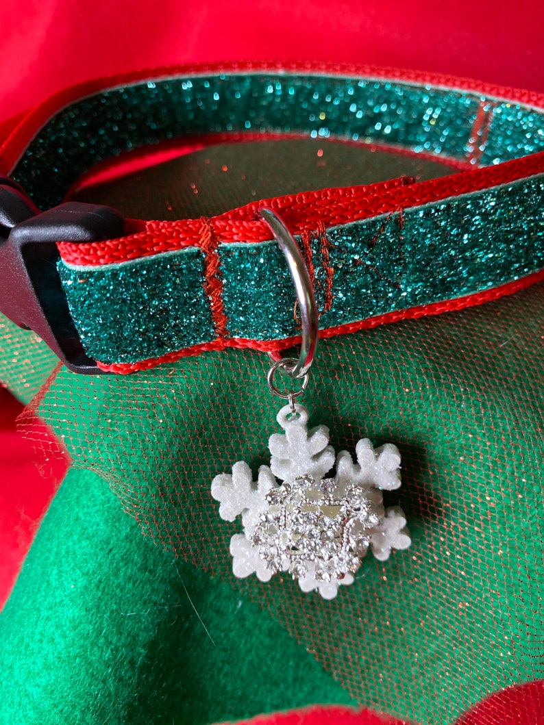 Christmas collars for dog cat pig any pet