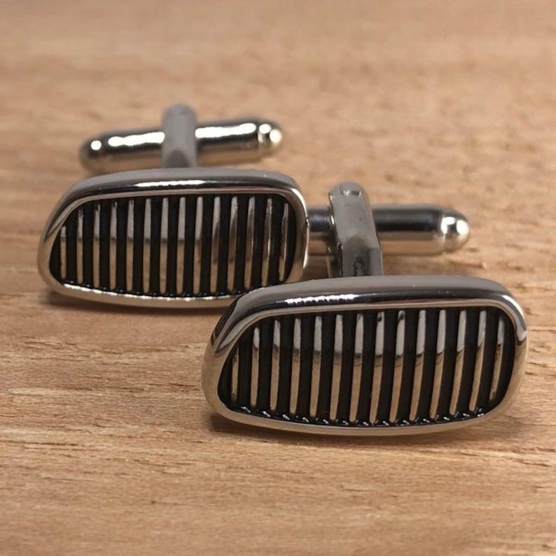 Car Grill Cufflinks