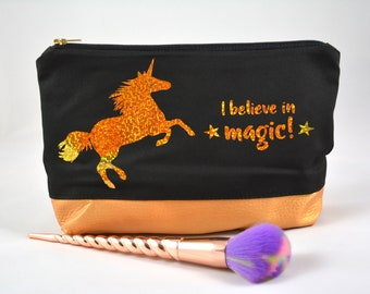 Unicorn Bag Holo Gold