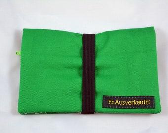 Tobacco Bag Green Djungel