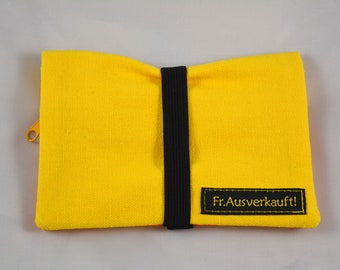 Tobacco Bag Yellow
