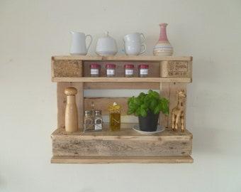 Küchenregal Aus Euro Paletten
