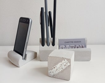 Set accessoires de bureau