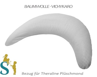 Upholstery for Plush Moon ~ Vichykaro ~