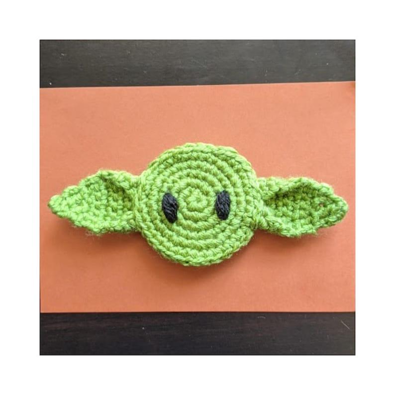 Easy Crochet Yoda Crochet Star Wars Yodababy Crochet Inspired ...