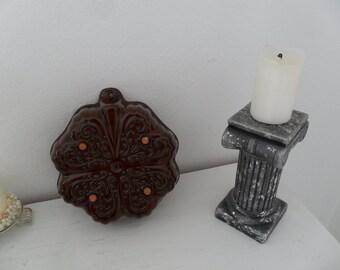 Granny's Ceramic Baking Mold Pudding Shape Shamrock