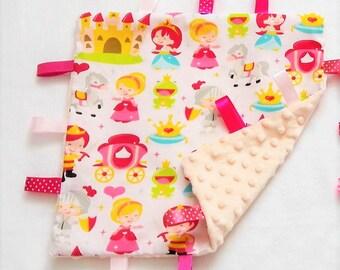 Knister cloth, cuddly cloth, towel cloth 30 x 30 cm