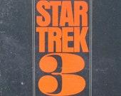 Star Trek 3 - Vintage Paperback