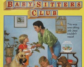 Vintage Baby-Sitters Club Book