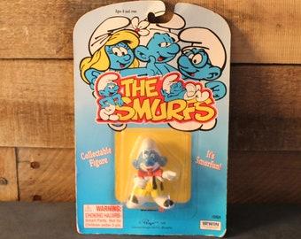 Vintage Smurfs Collectable Figure