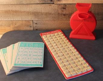 Vintage Bingo-Matic