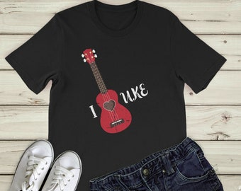 Ukulele Player Gift Etsy