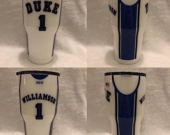 72dabbc1eda Duke Basketball Jersey cup