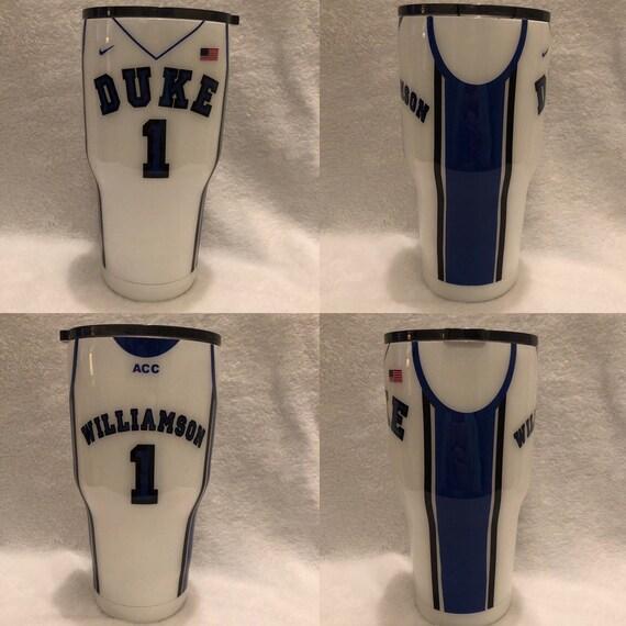check out f2ff2 20b9f Duke Basketball Jersey cup