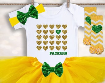 9881204d Packers baby | Etsy