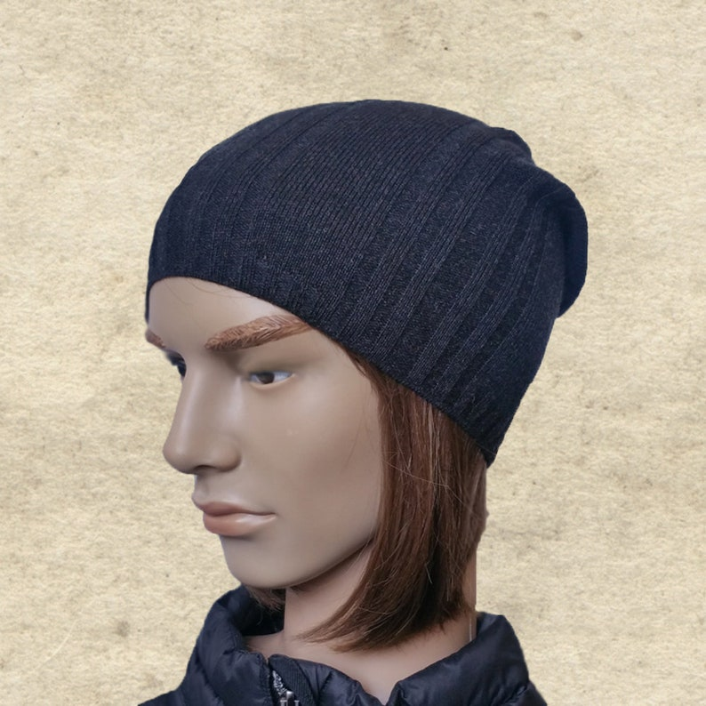 c7b54516f6a Mens hats beanies Men's knit beanie Beanie for men | Etsy