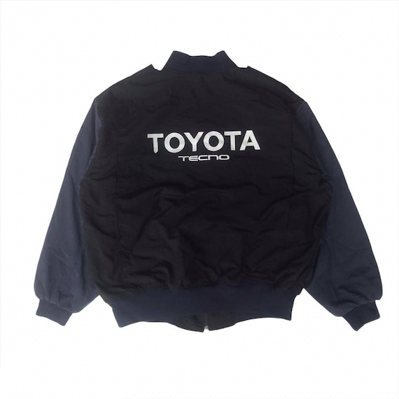 Vintage Toyota Techo Jacket
