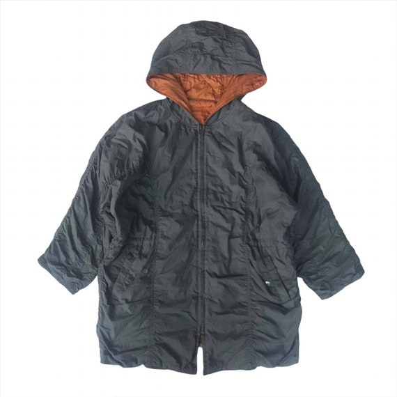 Vintage Issey Miyake Reversible Parka Jacket