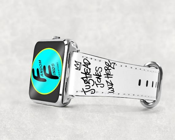 Riverdale Apple Watch Band, Jughead Wuz Here Apple Watch Band, Apple Watch  Strap