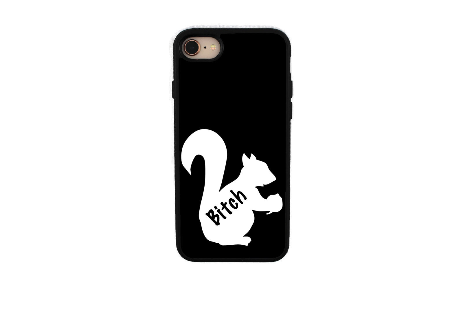 pretty nice 81822 e7ab5 Supernatural Phone Case, SPN Squirrel iPhone 8 Case, iPhone 6 Case, iPhone  8 Plus Case, Samsung Phone Case