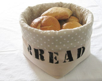 fabric bread basket - big size