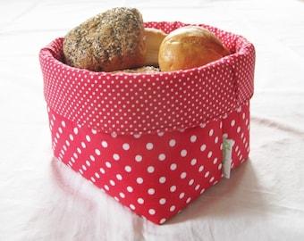 Bread basket DOTS ALLOVER medium